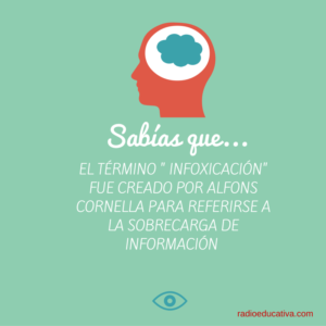Infoxicación Alfons Cornella